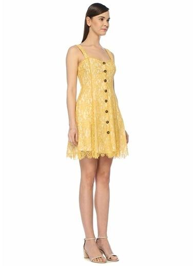 Beymen Club Elbise Sarı